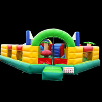 2011 new baby inflatable fun cityGF091
