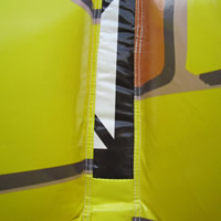 Yellow Bouncer CastleGL157