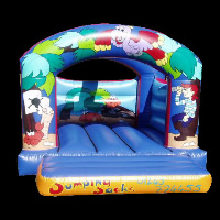 inflatable bounce houseGB046