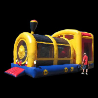 inflatable bouncersGB444